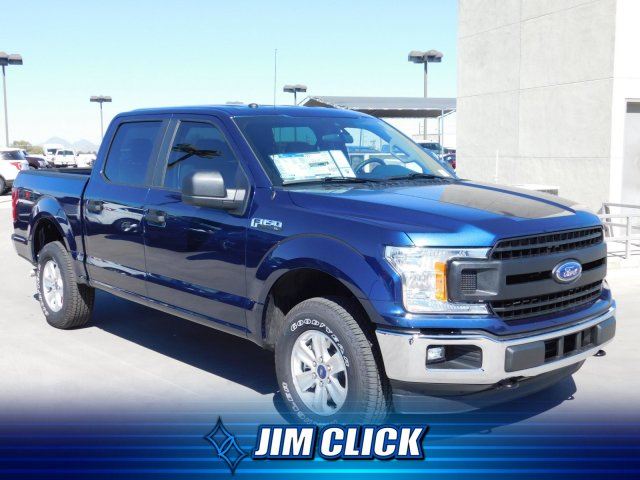 2019 F-150 SuperCrew Cab 4x4,  Pickup #J190741 - photo 1