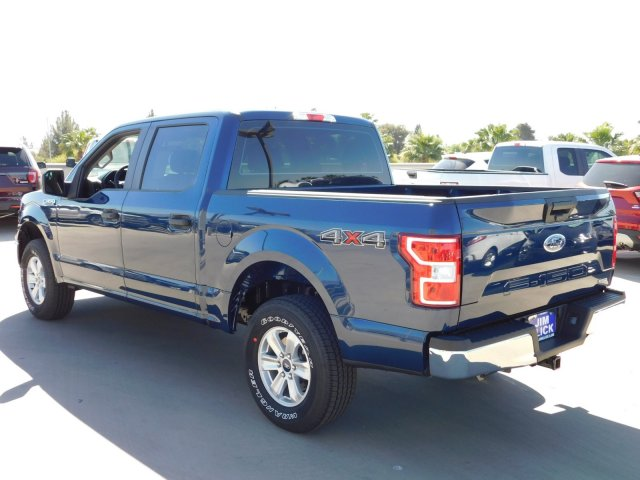 2019 F-150 SuperCrew Cab 4x4, Pickup #J190741 - photo 4