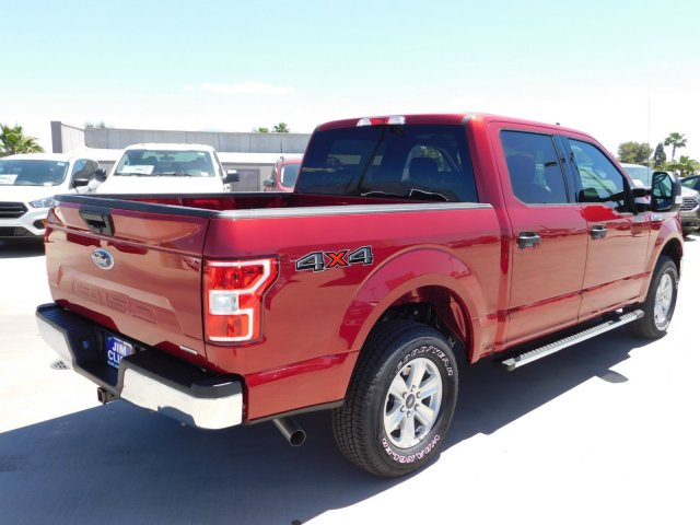 2019 F-150 SuperCrew Cab 4x4,  Pickup #J190742 - photo 2