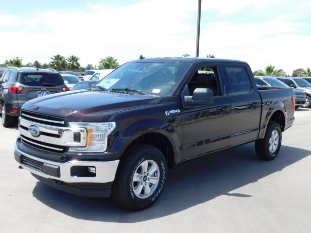 2019 F-150 SuperCrew Cab 4x4,  Pickup #J190798 - photo 5