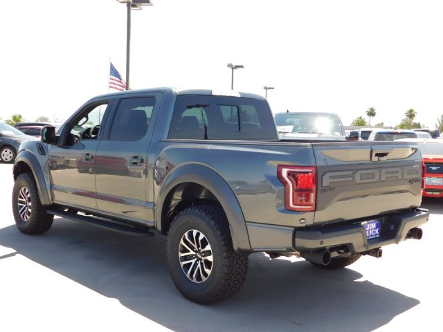 2019 F-150 SuperCrew Cab 4x4,  Pickup #J190958 - photo 4