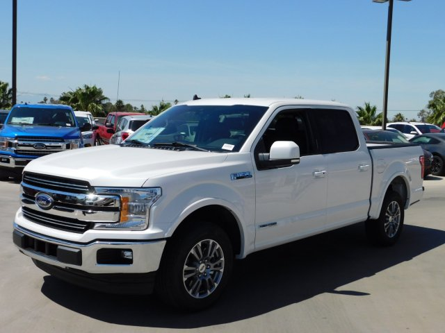 2019 F-150 SuperCrew Cab 4x2,  Pickup #J190962 - photo 5