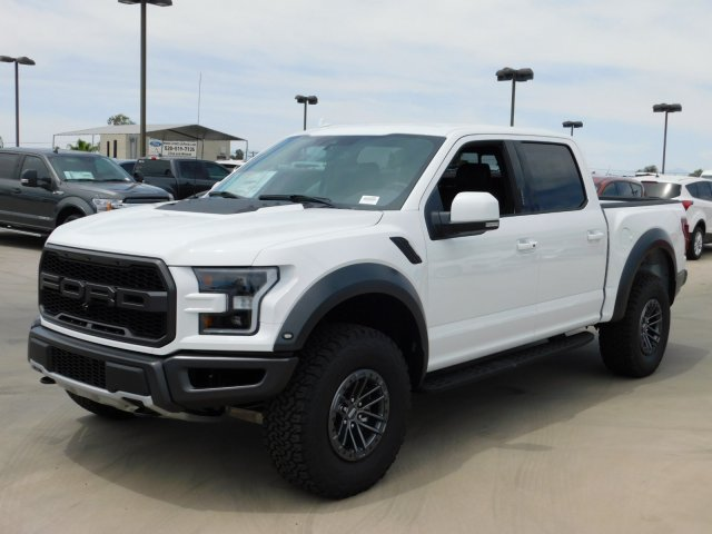 2019 F-150 SuperCrew Cab 4x4,  Pickup #J191002 - photo 5