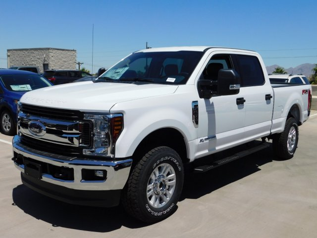 2019 F-250 Crew Cab 4x4,  Pickup #J191036 - photo 5