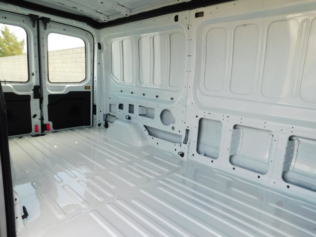 2019 Transit 250 Med Roof 4x2,  Empty Cargo Van #J191131 - photo 2