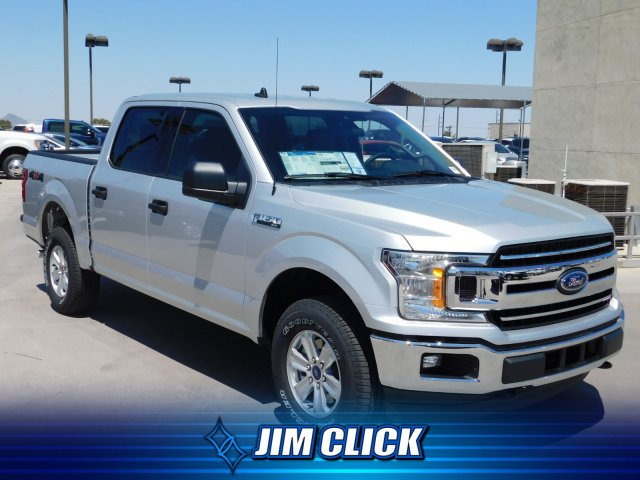 2019 F-150 SuperCrew Cab 4x4,  Pickup #J191138 - photo 1