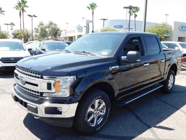 2019 F-150 SuperCrew Cab 4x4,  Pickup #J191139 - photo 5