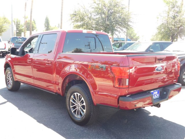2019 F-150 SuperCrew Cab 4x4,  Pickup #J191179 - photo 4