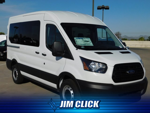 2019 Transit 150 Med Roof 4x2,  Passenger Wagon #J191221 - photo 1