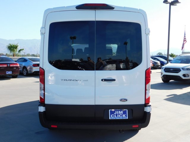 2019 Transit 150 Med Roof 4x2,  Passenger Wagon #J191221 - photo 3