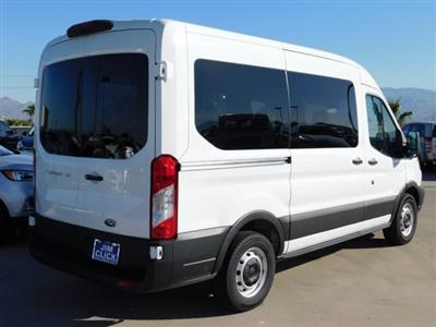 2019 Transit 150 Med Roof 4x2,  Passenger Wagon #J191221 - photo 2