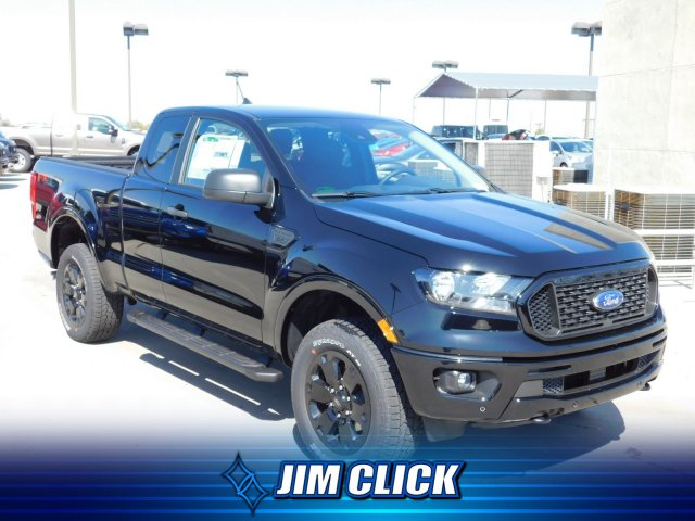 2019 Ranger Super Cab 4x4, Pickup #J191232 - photo 1