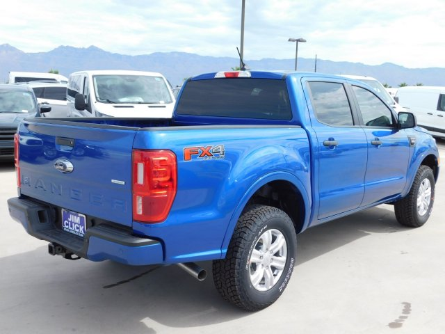 2019 Ranger SuperCrew Cab 4x4,  Pickup #J191244 - photo 2