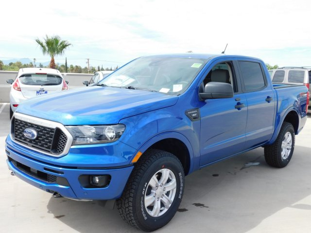 2019 Ranger SuperCrew Cab 4x4,  Pickup #J191244 - photo 5