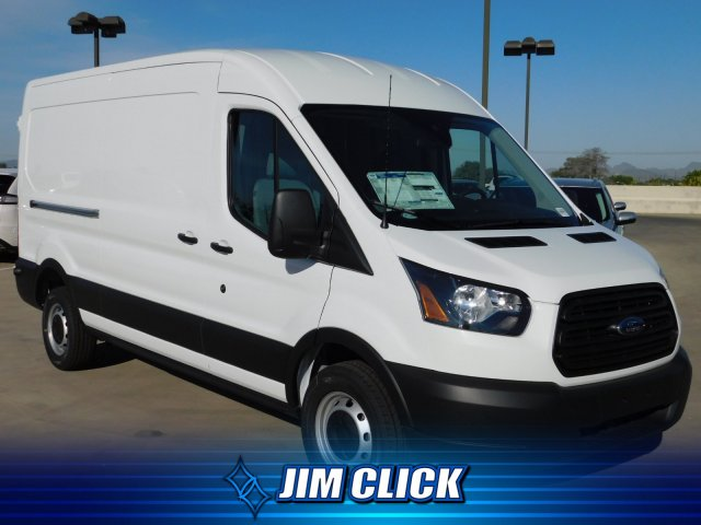 2019 Transit 250 Med Roof 4x2,  Empty Cargo Van #J191294 - photo 1