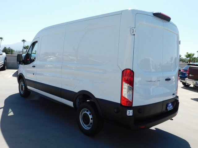 2019 Transit 250 Med Roof 4x2,  Empty Cargo Van #J191314 - photo 5
