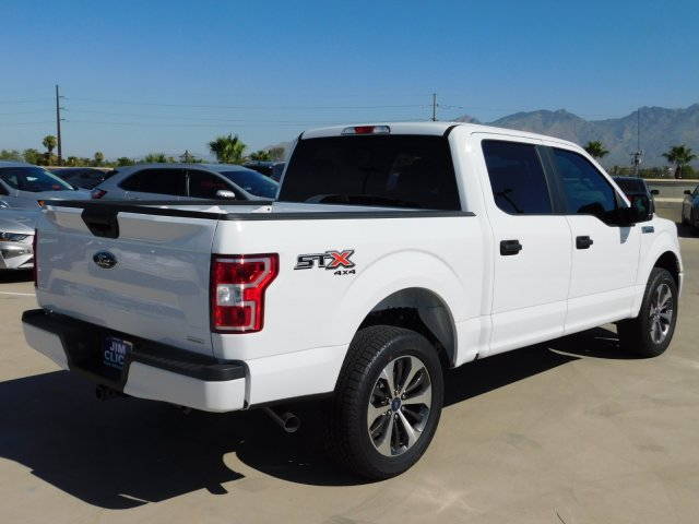2019 F-150 SuperCrew Cab 4x4,  Pickup #J191315 - photo 2