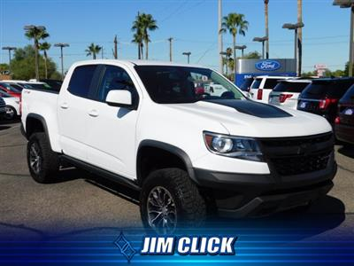 2018 Colorado Crew Cab 4x4,  Pickup #J191338A - photo 1