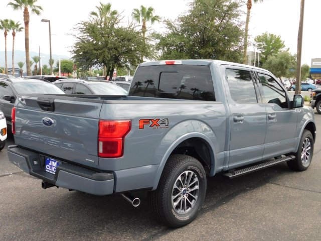 2019 F-150 SuperCrew Cab 4x4,  Pickup #J191358 - photo 2