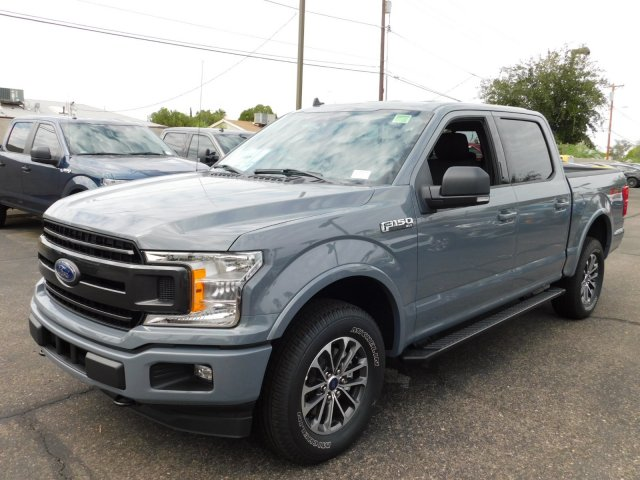 2019 F-150 SuperCrew Cab 4x4,  Pickup #J191358 - photo 5
