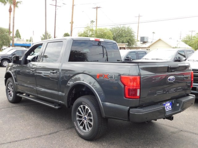 2019 F-150 SuperCrew Cab 4x4,  Pickup #J191359 - photo 4