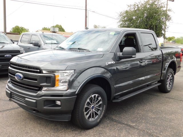 2019 F-150 SuperCrew Cab 4x4,  Pickup #J191359 - photo 5