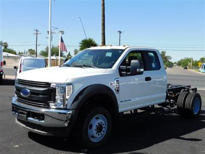 2019 F-550 Super Cab DRW 4x4,  Cab Chassis #J191389 - photo 5