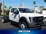2019 F-550 Super Cab DRW 4x4,  Cab Chassis #J191389 - photo 1