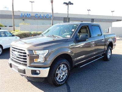 2016 F-150 SuperCrew Cab 4x4,  Pickup #J191401A - photo 5
