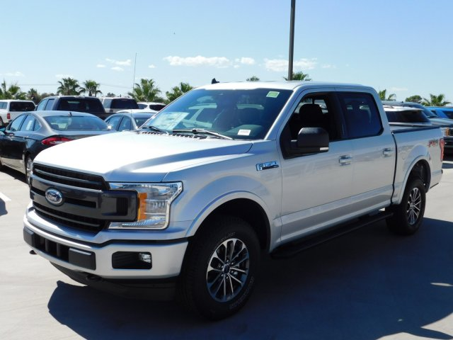 2019 F-150 SuperCrew Cab 4x4, Pickup #J191466 - photo 5