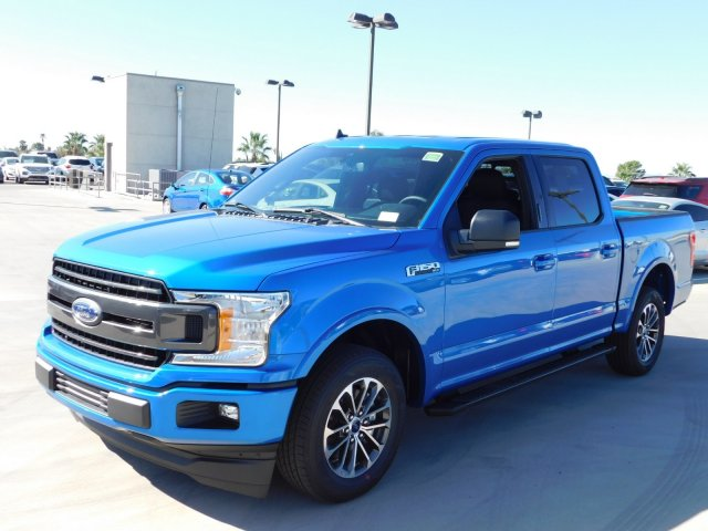2019 F-150 SuperCrew Cab 4x2,  Pickup #J191469 - photo 5