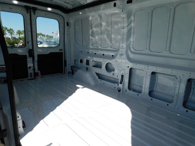 2019 Transit 250 Med Roof 4x2,  Empty Cargo Van #J191529 - photo 2