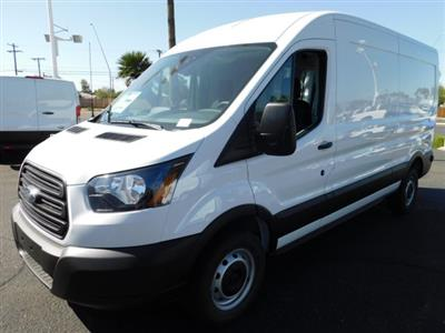 2019 Transit 250 Med Roof 4x2,  Empty Cargo Van #J191529 - photo 6