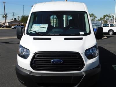2019 Transit 250 Med Roof 4x2,  Empty Cargo Van #J191529 - photo 7