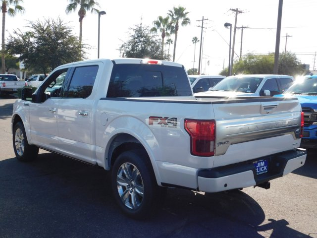 2019 F-150 SuperCrew Cab 4x4, Pickup #J191536 - photo 4