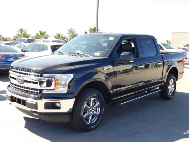 2019 F-150 SuperCrew Cab 4x4,  Pickup #J191542 - photo 5