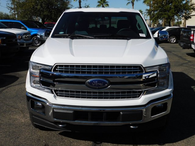 2019 F-150 SuperCrew Cab 4x4, Pickup #J191561 - photo 6
