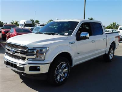 2019 F-150 SuperCrew Cab 4x4,  Pickup #J191572 - photo 5