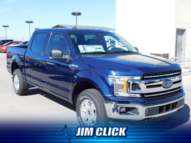 2019 F-150 SuperCrew Cab 4x4, Pickup #J191688 - photo 1