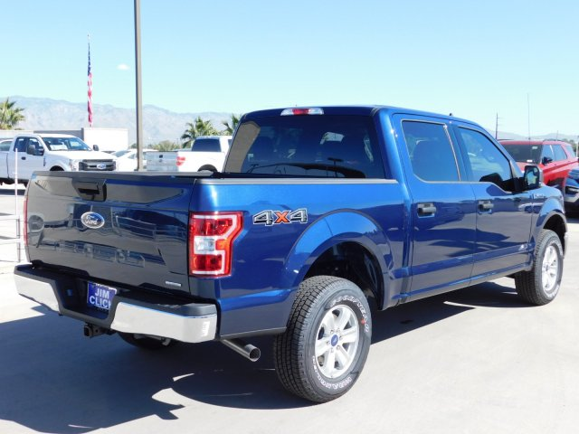 2019 F-150 SuperCrew Cab 4x4, Pickup #J191688 - photo 2