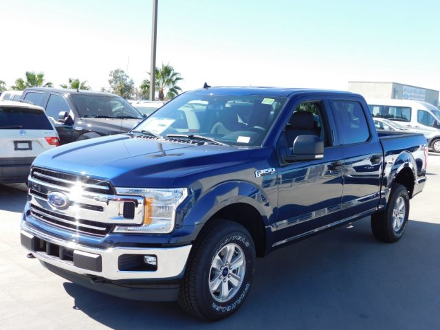 2019 F-150 SuperCrew Cab 4x4, Pickup #J191688 - photo 5