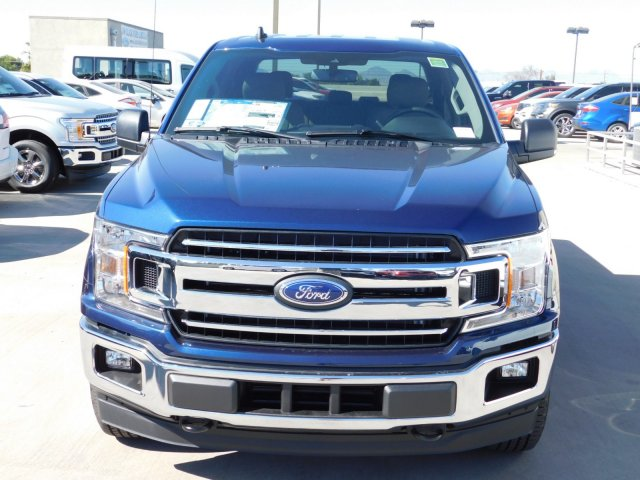 2019 F-150 SuperCrew Cab 4x4, Pickup #J191688 - photo 6