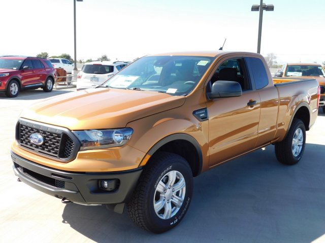 2019 Ranger Super Cab 4x4, Pickup #J191693 - photo 5
