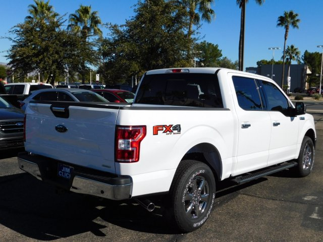 2019 F-150 SuperCrew Cab 4x4, Pickup #J191707 - photo 2