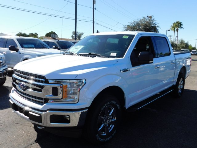 2019 F-150 SuperCrew Cab 4x4, Pickup #J191707 - photo 5