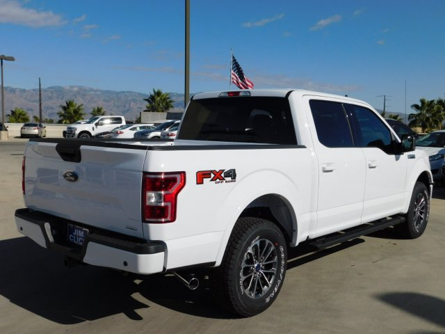 2019 F-150 SuperCrew Cab 4x4, Pickup #J191714 - photo 2