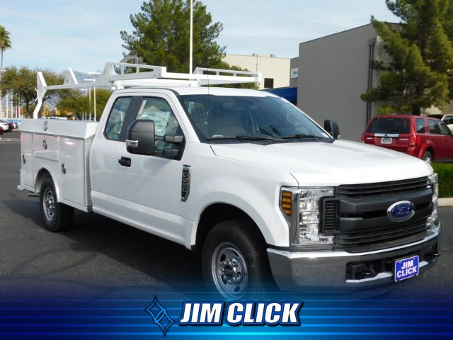 2019 F-250 Super Cab 4x2, Service Body #J191828 - photo 1