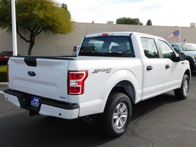 2020 F-150 SuperCrew Cab 4x4, Pickup #J200218 - photo 2