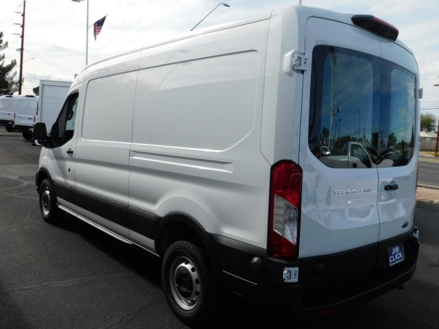 2020 Transit 250 Med Roof RWD, Empty Cargo Van #J200246 - photo 5