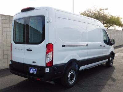 2020 Transit 250 Med Roof RWD, Empty Cargo Van #J200246 - photo 3
